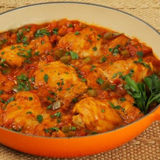 Easy Chicken Cacciatore CBC Best Recipes Ever Recipe
