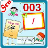 Bài 3: dấu sắc, vần be, bé