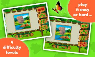 Screenshot of Jigsaw Puzzle Kids