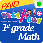 First Grade Math - Paid