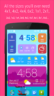 HD Widgets Screenshot 3