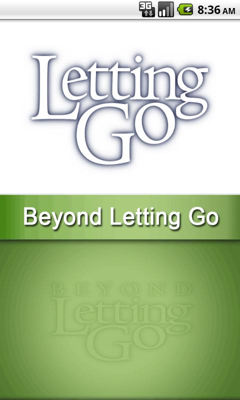 Beyond Letting Go- screenshot