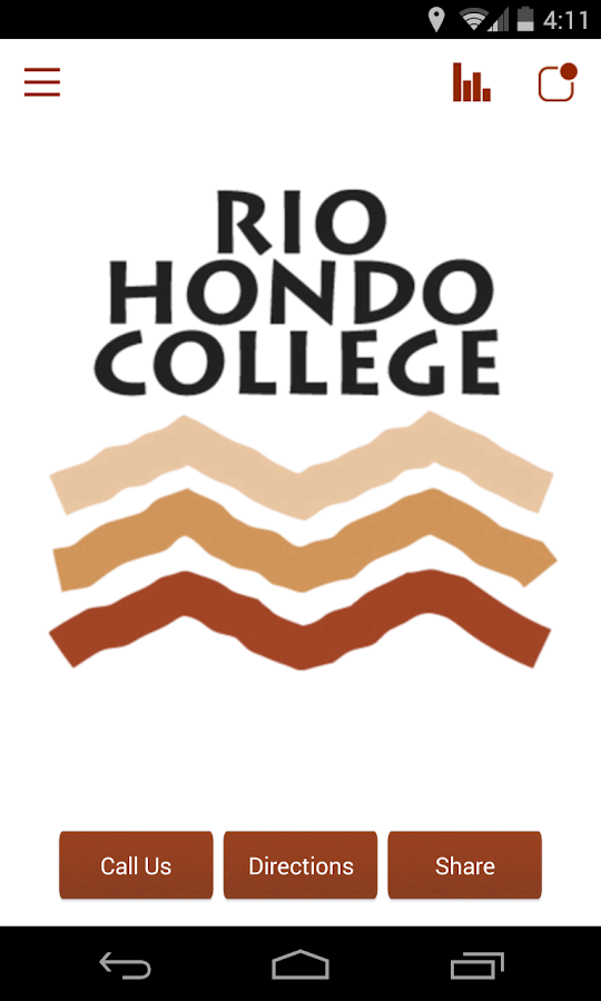 Rio Hondo Community College- screenshot