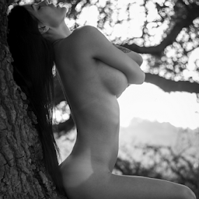 Define Me by Ryan Smiley - Nudes & Boudoir Artistic Nude ( natural light, sexy, southern california, nude, nature, gorgeous, black and white, california, beautiful, rksmiley, portrait )