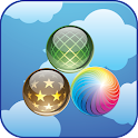 Colorful  Marbles for Toddlers icon
