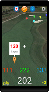 WebCaddy II GPS Golf- screenshot thumbnail