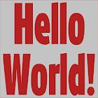 Multimodal Hello World icon