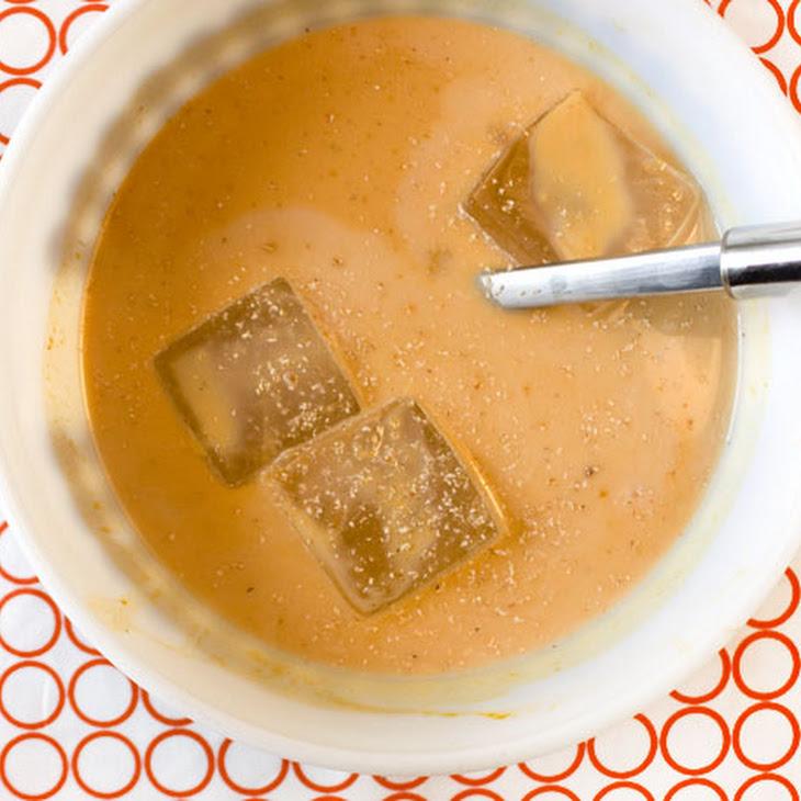 Pumpkin Punch with Cinnamon-Infused Rum