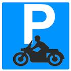 HK MotorBike Parking icon
