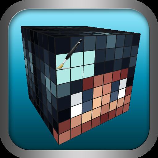Skin Maker for Minecraft LOGO-APP點子