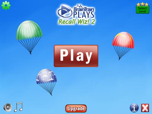 BrainTrain Plays Recall Wiz 2