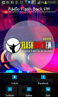 Rádio Flash Back FM- screenshot thumbnail