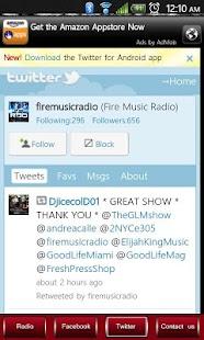 Fire Music Radio - screenshot thumbnail