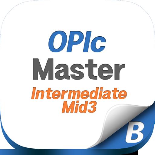 OPIc IM3 Master Course LOGO-APP點子
