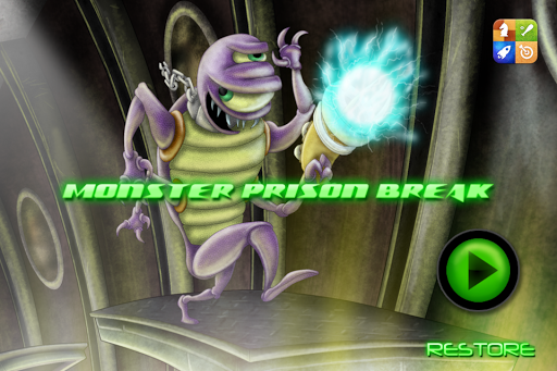 Monster Prison Break Pro