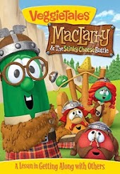 VeggieTales: MacLarry and the Stinky Cheese Battle
