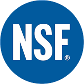 NSF Certified for Sport®