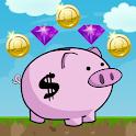 Piggy Bank Run icon