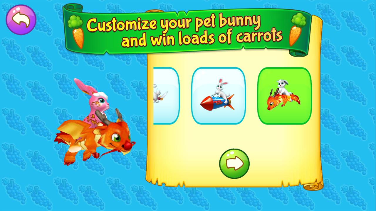 Wonder Bunny Math: 2nd Grade- screenshot