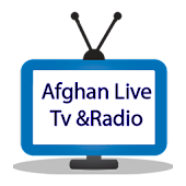 Afghan Live Radio & Tv