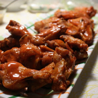 Basic Buffalo Wings.