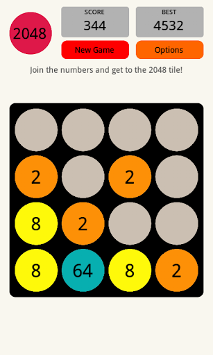 2048 puzzle game - ultimate