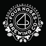Logo of 4 Noses Brewing Company Colorado Fresh Hopped Rye Pale Ale