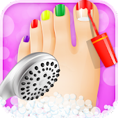 Game Foot Spa - Kids games apk for kindle fire
