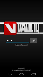 Hide Pictures in Vaulty - screenshot thumbnail