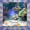 Coral Reef Lite Free Aqua Live logo