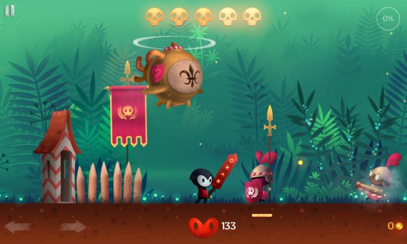 Reaper screenshot #1