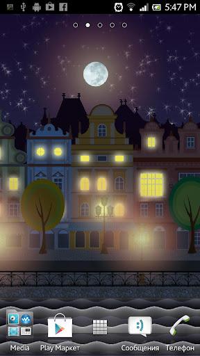 Amsterdam City Live Wallpaper