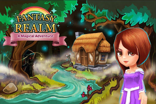 Fantasy Realm: A Magical Story