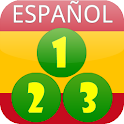 Números 0-10 Spanish Numbers logo