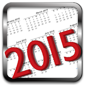 Calendar Frames 2015