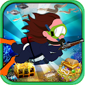 Scuba Madness treasure hunt icon