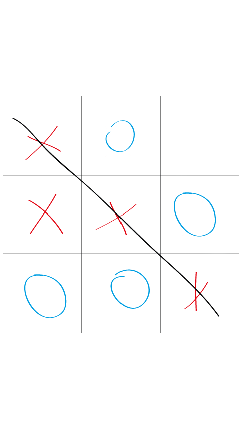 Play Game Tic Tac Toe - X vs O- screenshot