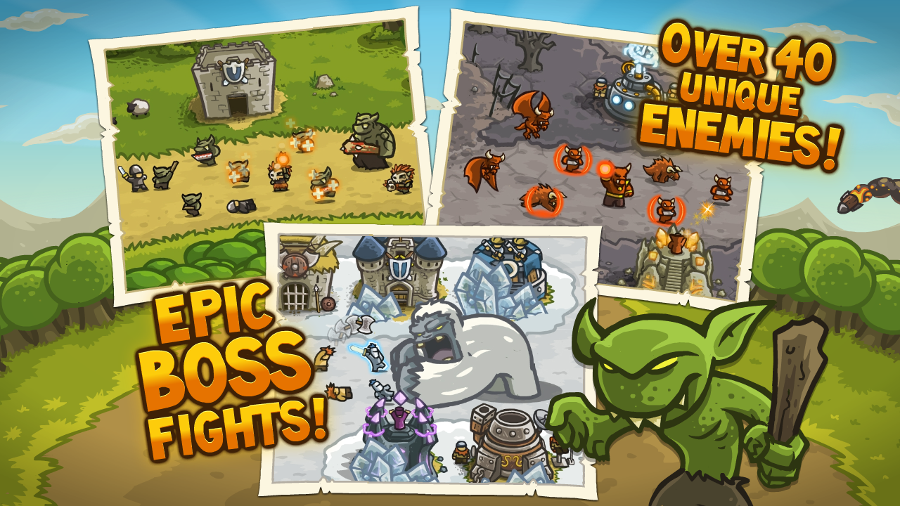Kingdom Rush- screenshot