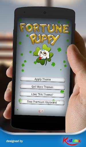 Fortune Puppy Keyboard