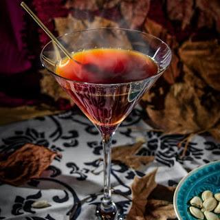 Warm Autumn Day Martini
