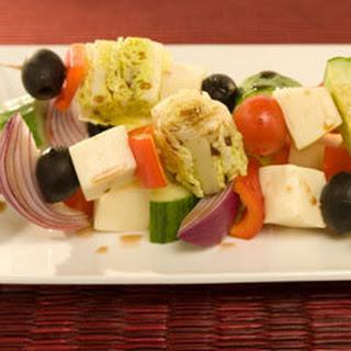 Salad Spritzer Kabobs