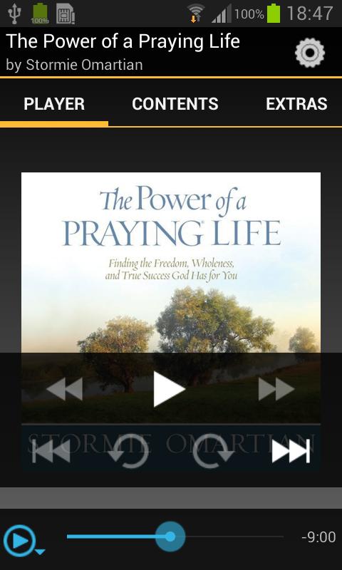The Power of a Praying Life - screenshot