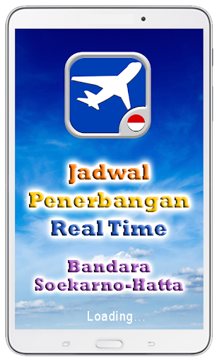 Jadwal Penerbangan - Real Time