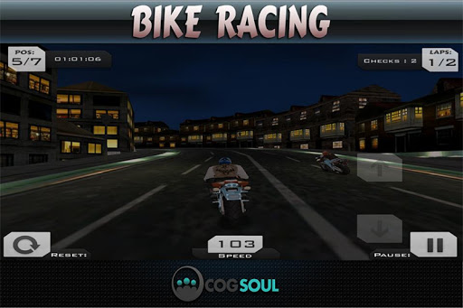 Bike Race Rivals