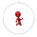 Pedometer application logo