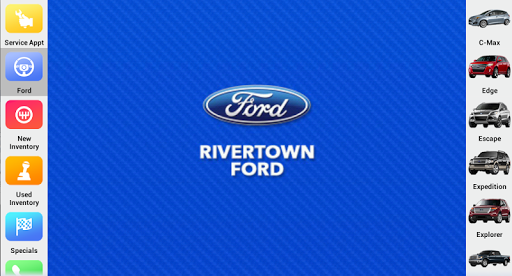【免費商業App】Rivertown Ford-APP點子