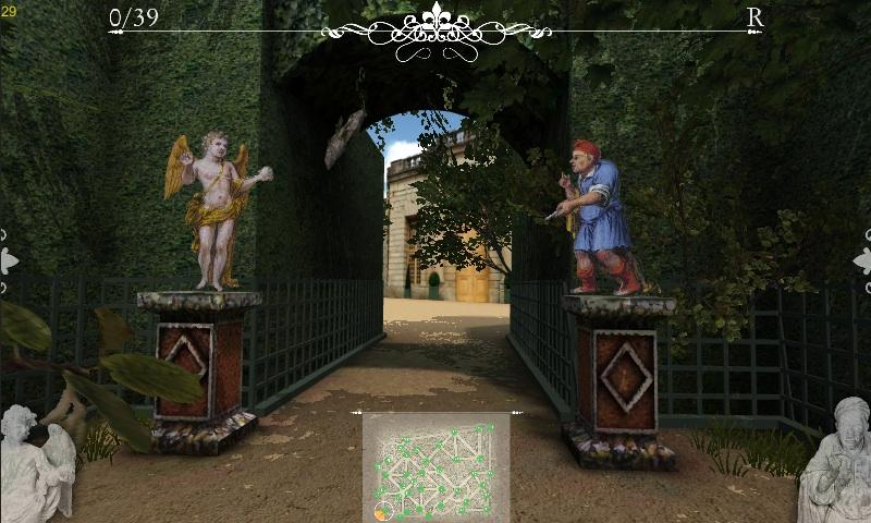 Labyrinth of Fables- screenshot
