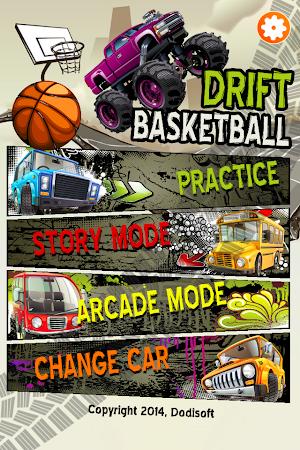 Drift Basketball 1.0 screenshot 45016