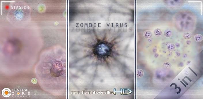 RadiantWalls HD Zombie Virus v1.3
