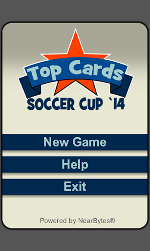 Top Cards - Soccer Cup '14